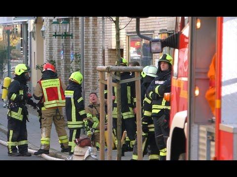 Tragischer Feuerwehreinsatz in Marne Junger Feuerwehrmann Stirbt