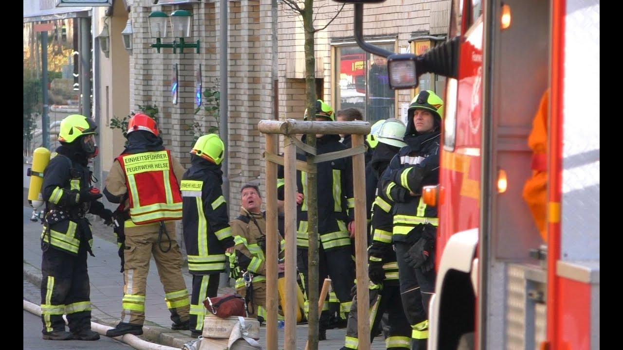 Feuerwehrmann Tot