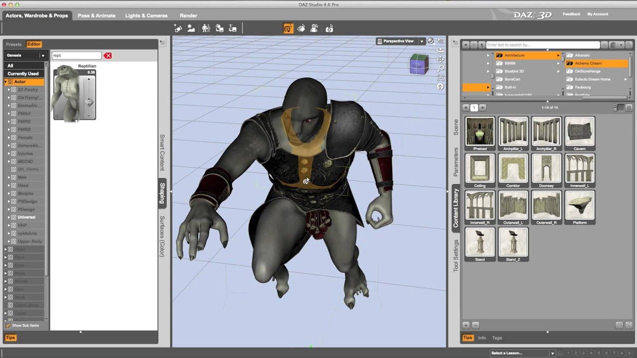 DAZ 3D TUTORIALS FOR BEGINNERS EPUB DOWNLOAD