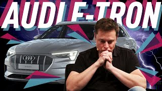 Audi E-Tron/Кошмар Илона Маска/Большой Тест Драйв