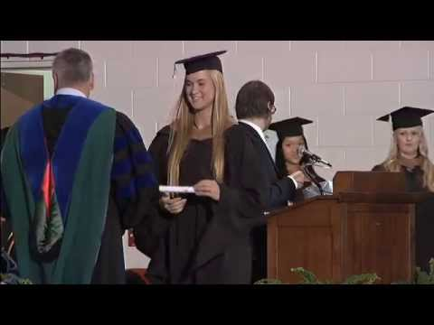 McCombs School of Business MPA Spring Commencement - May 16, 2014
