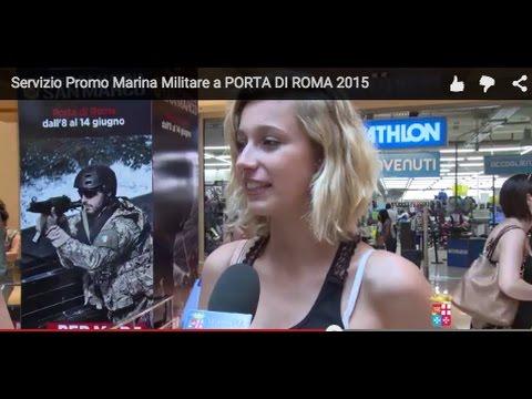 Per mare per terram la marina militare sbarca tra la gente - Ikea roma porta di roma roma ...