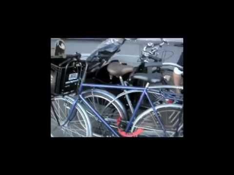 3 dutch bikes to gloucester please