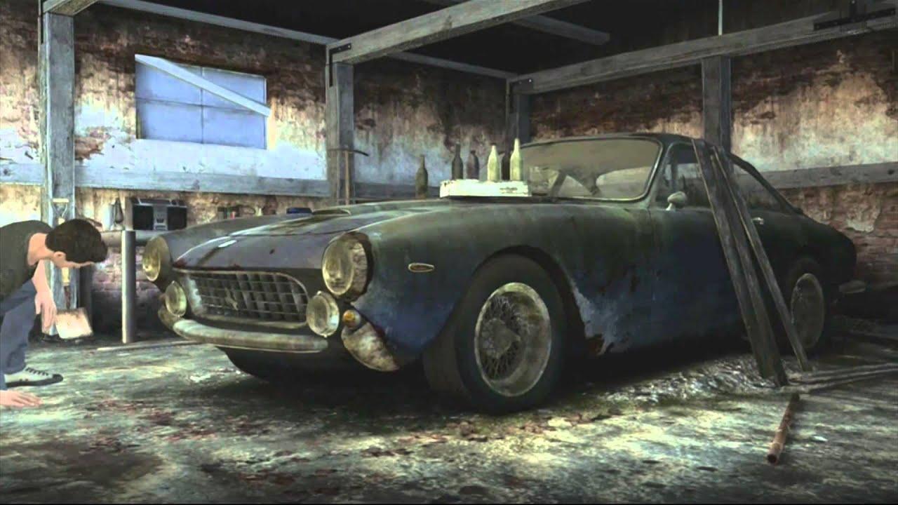 Barn Find Ferrari 250 Gto Forza Horizon 2 Youtube