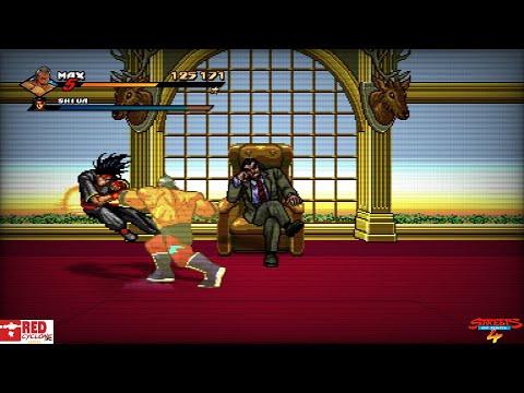 Streets of Rage 4:  Mr. X's Nightmare DLC  Max Playthrough pt.4 (Hard) (PC) |