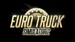Euro Truck Simulator 2 -  Покраска грузовика!