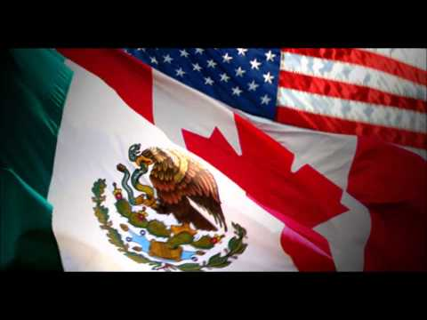 NAFTA. North American Free Trade Agreement.