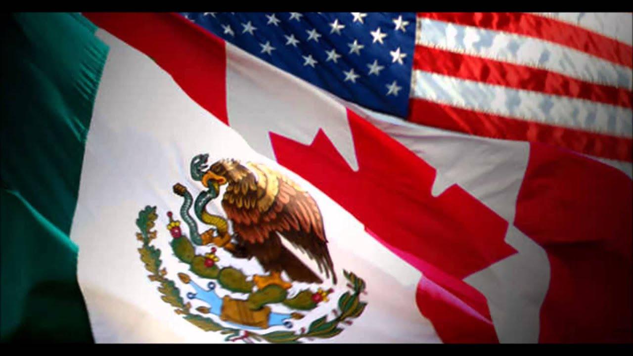 NAFTA. North American Free Trade Agreement. - YouTube