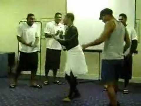 Fiji Ruggers GOT TALENT Dance