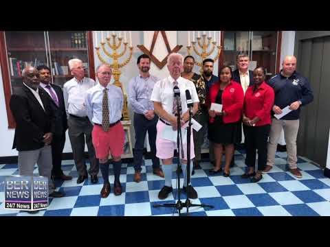 Freemasons' Fund For Bermuda Makes Donations, November 12 2019