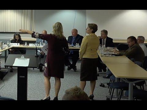Chartiers Valley School Board: Oct. 24, 2017