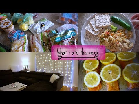 No More Funk + Grocery Haul | Weekly Vlog #3