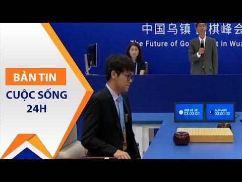 Kỳ Thủ Số 1 Thế Giới Thua Robot: Lo! | VTC1