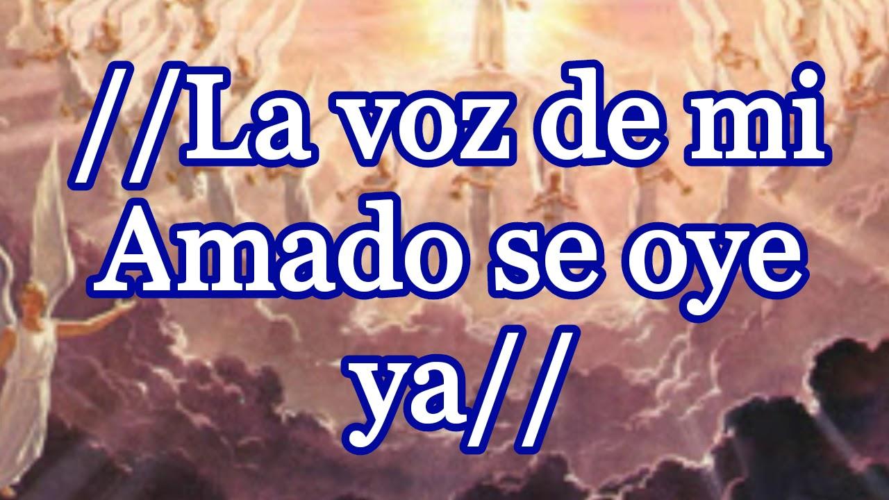 Mahanaim Honduras La Voz De Mi Amado Youtube