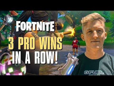 FaZe Tfue Wins 3 Fortnite Pro Scrims In A Row