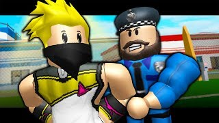 DRIFT FROM FORTNITE WAS ARRESTED?! ( A Roblox Jailbreak Roleplay Story)