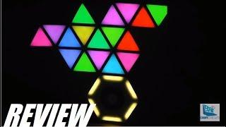 REVIEW: Chameleon Blocks - Modular Smart Lighting Panels!