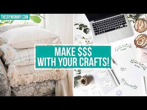 5 Steps to Starting a Craft Business From Home