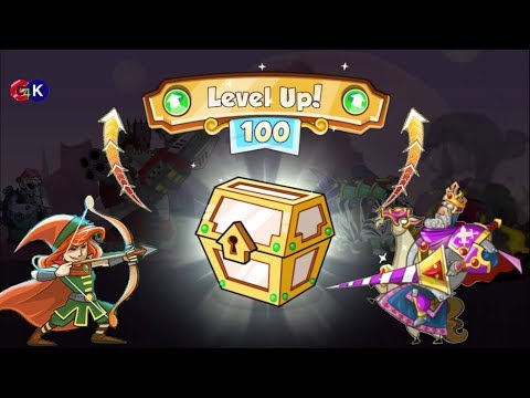 Tower Conquest #79 Highest Upgrade LV100