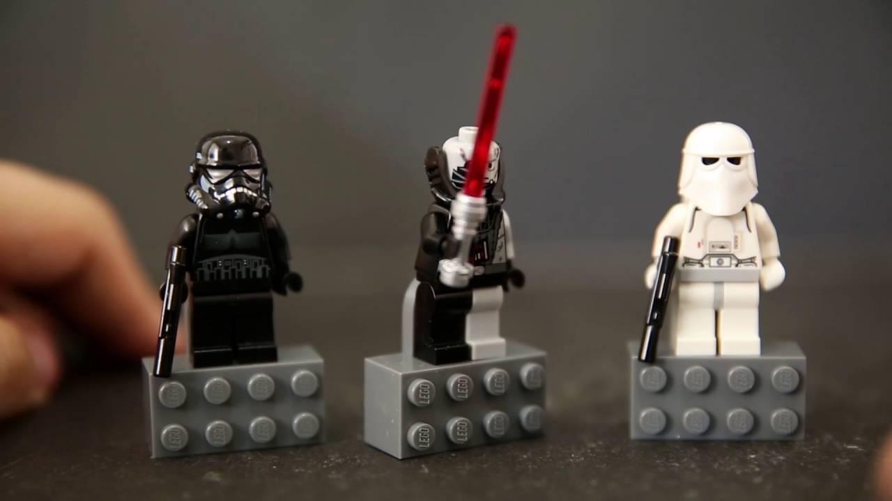 Clone Pilot Talz Chieftain 853130 Starwars Anakin Skywalker LEGO® Magnet