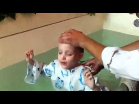 Child Filled w/ Holy Ghost