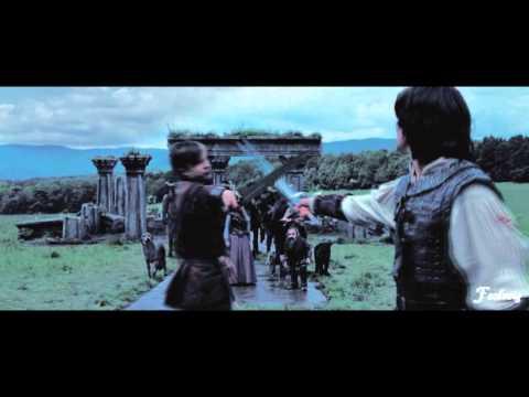 (Narnia) My king Peter/Cas