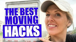 10 Moving Hacks You NEED to Know! Tips and Tricks for Moving.