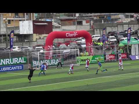 Mixco 1-2 Xelajú MC - Jornada 04 - Apertura 2019