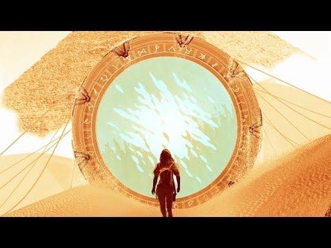 Звездные врата: Начало (фантастика, боевик, приключения) (1серия)