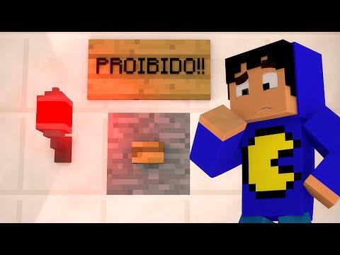Minecraft: NÃO TOQUE NESSE VÍDEO!