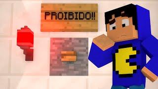 Minecraft: NÃO TOQUE NESSE VÍDEO! thumbnail