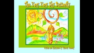 The Very Very Shy Butterfly by Princess Demeny ; children
