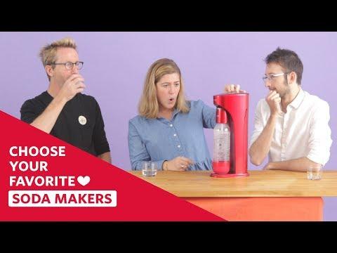 Soda Makers | Choose Your Favorite
