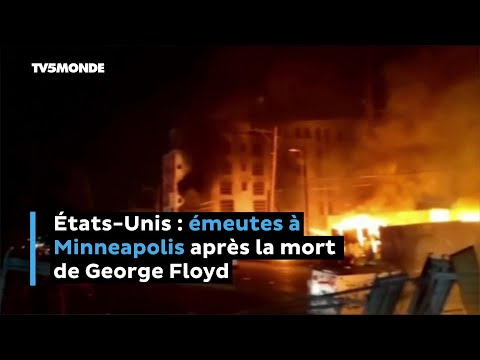 États-Unis : émeutes