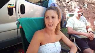 Nos vamos de camping. Aragón TV. Camping Lago Resort