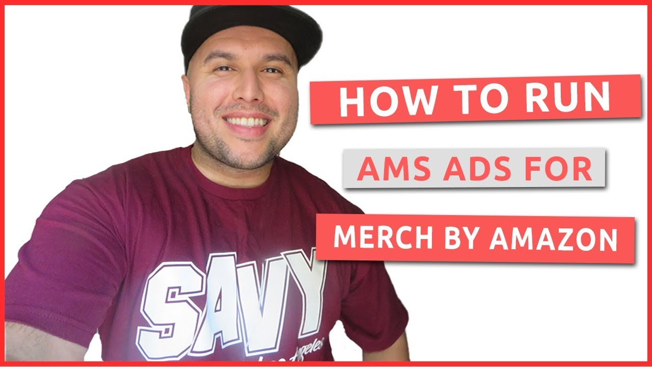 How To Run Amazon Advertising (AMS) | $2500 Sales | Sponsored Product Ads