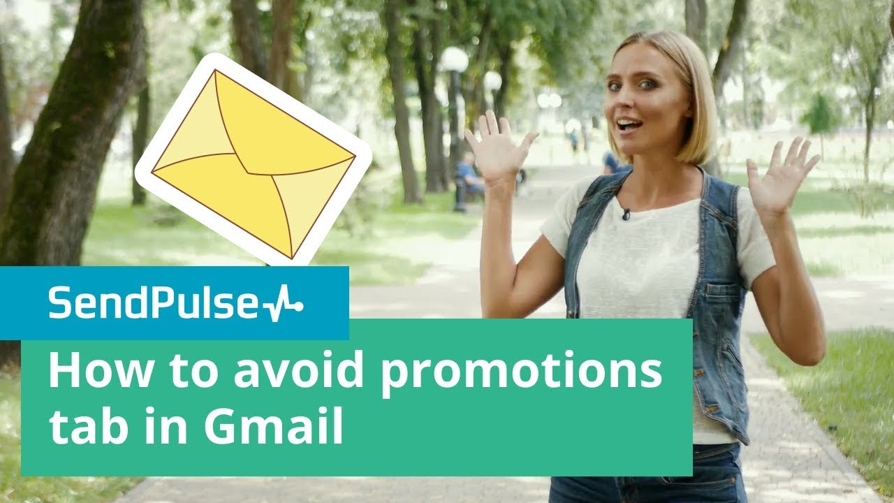 How to avoid the promotions tab in Gmail