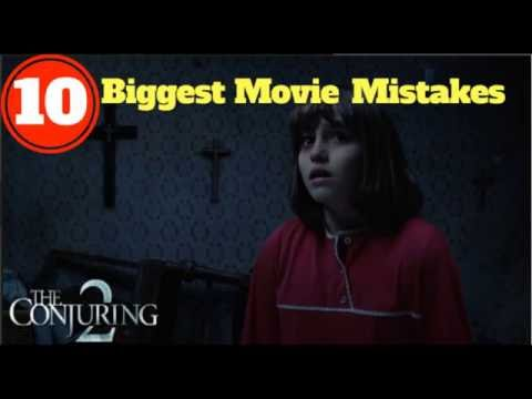 10 Biggest Movie Mistakes in The Conjuring 2 You Didn't Notice