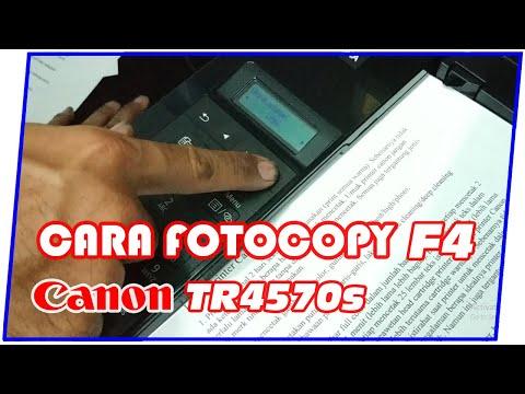cara-fotocopy-f4-/-folio-di-printer-canon-tr4570s