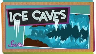 Explore An Ice Cave!