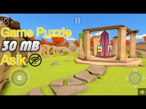 Game Puzzle Offline Keren HD ||| (Review Game #9)