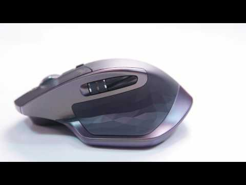 Review Logitech MX Master Wireless Mouse