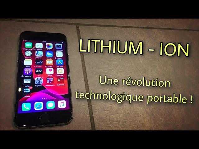 📱 Accumulateur LITHIUM - ION : une révolution technologique portable !