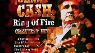 "Johnny Cash ""Ring of Fire"" *Cover by Bill Dotson*"