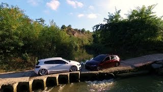 Vw Golf GTD and Vw Scirocco