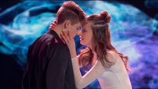 Taylor Hatala , Josh Beauchamp ,world of dance duels season 2 ,2nd performance