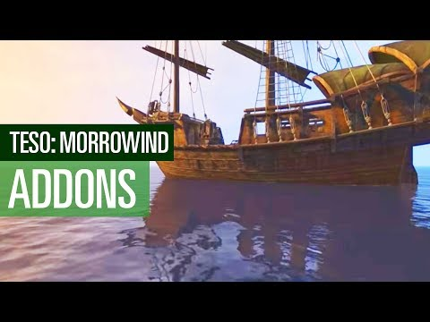 TESO: Morrowind - Add-ons - Special #05