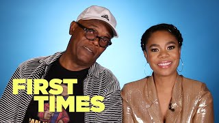 Samuel L. Jackson And Regina Hall Tell Us About Their First Times Video