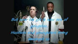 Eminem ft Dr dre The watcher (HD) lyrics