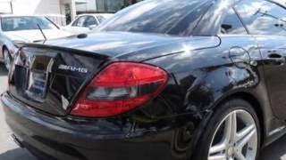 2010 Mercedes-Benz SLK-Class 2dr Roadster SLK55 AMG Convertible - Charlotte, NC